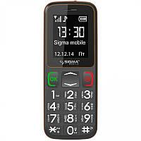 Бабушкофон Sigma mobile Comfort 50 Mini3 Grey-Orange