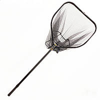 Подсак BREEZE пятиугольный, голова 70см, складывается пополам, прорезиненая сетка, в чехле