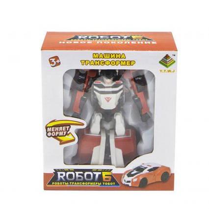 """Трансформер """"Tobot"""", красно-белый DT-339-16"""