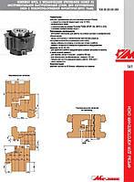 Фрезы для изготовления окон с поворотно-откидной фурнитурой  брус 78х86 с механическим креплением пластин Р6М5