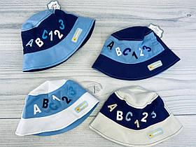 Панамка для мальчиков ABC123 Размер 52-54 1589(52-54) Турция