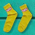 Носки marvell желтый размер 40-44, фото 2