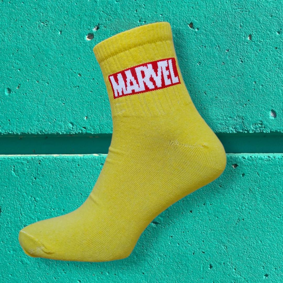 Носки marvell желтый размер 40-44