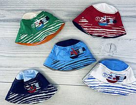 Панамка для мальчиков Sea Размер 46-48 2698(46-48) Турция
