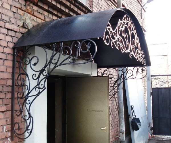 Металлические арки для навеса купить