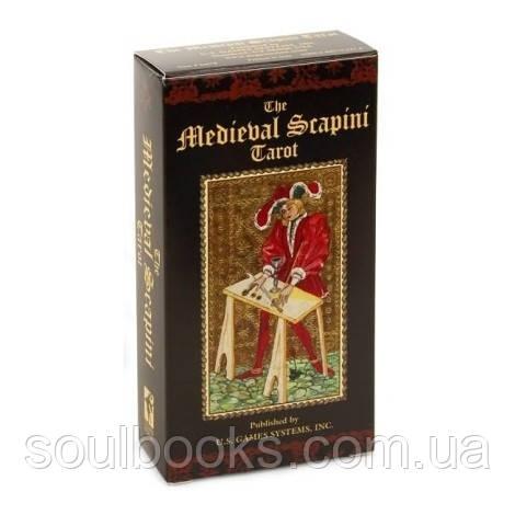 Medieval Scapini Tarot (Средневековое Таро Скапини)