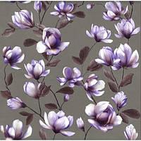 Шпалери паперові Ексклюзив 069-05 сіро-фіолетовий, фото 1