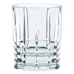 Стакан для виски 345 мл. низкий, стеклянный Highland Straight, Nachtmann