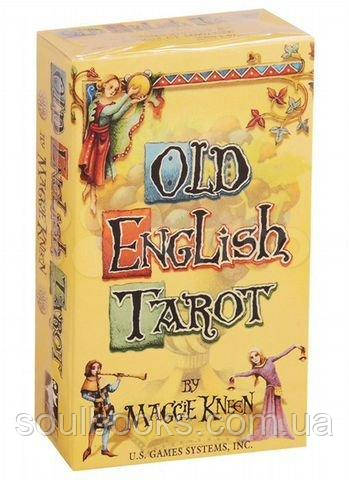 Old English Tarot (Старе Англійське Таро)