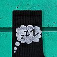 Носки молодёжные Мне на всё наспать размер 36-39, фото 5