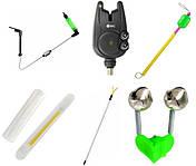 Сигнализаторы поклёвки, подставки, светлячки, свингеры