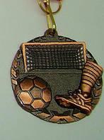 Медаль MD 56 bronze с лентой