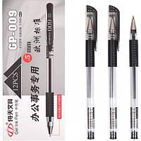 От 12 шт. Ручка гелевая GP-009 черная купить оптом в интернет магазине От 12 шт.