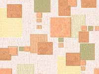 Шпалери паперові Геометрія 7204-01, фото 1