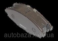 Колодки тормозные передние S11-3501080