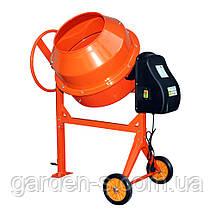 Бетономешалка Кентавр БМ-180М (оранжевая), фото 2