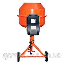 Бетономешалка Кентавр БМ-180М (оранжевая), фото 3