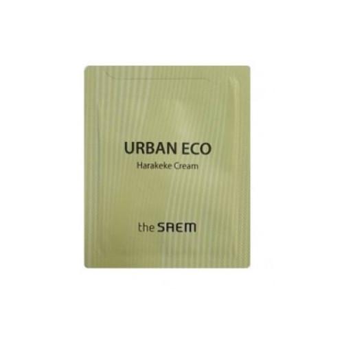 The Saem Urban Eco Harakeke Cream Багатофункціональний крем (пробник)