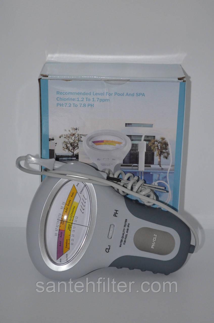 Хлорометр ( РН метр - хлорометр)