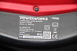 Аккумуляторная газонокосилка Powerworks P48LM35K6 48 В (Greenworks 48/24 V)c АКБ 6/12 Ач и ЗУ, фото 8