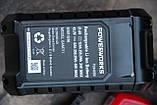 Аккумуляторная газонокосилка Powerworks P48LM35K6 48 В (Greenworks 48/24 V)c АКБ 6/12 Ач и ЗУ, фото 9