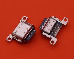 Роз'єм заряду для Samsung G991, G996, G998, S21, S21 Plus, S21 Ultra, type-c