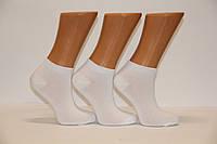 Жіночі шкарпетки середні з мода НЕЖО 35-38 білий