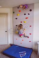 Детский скалодром «Скалолаз» SDS01