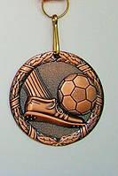 Медаль MD 61 bronze с лентой