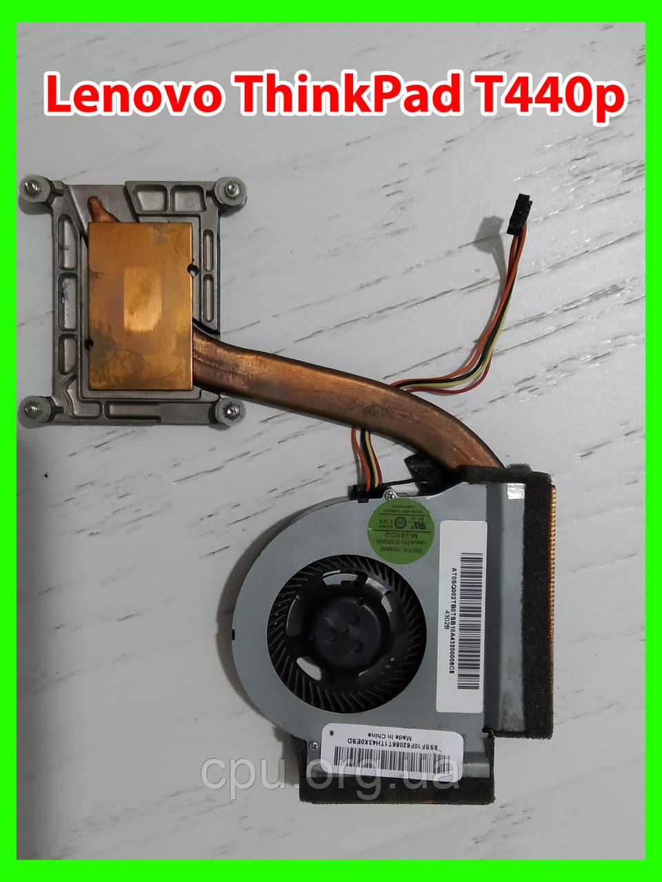 Система охолодження радіатор кулер для Lenovo ThinkPad T440p