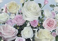 Фотообои  царство роз
