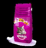 Whiskas (Вискас) 1+ для кошек с говядиной 14 кг