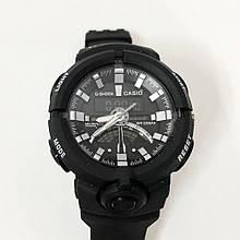 G-SHOCK GA-500. Колір: чорний з білим