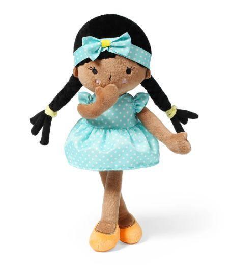 Игрушка-обнимашка BabyOno Zoe Doll My Best Friend