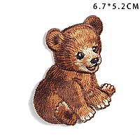 """Красивая  нашивка """"Медвежонок""""  от студии LadyStyle.Biz, фото 1"""