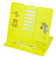 """Подставка для книг металлич"""" Котик-спортсмен"""" 21*16,9*19см,4 цв."""