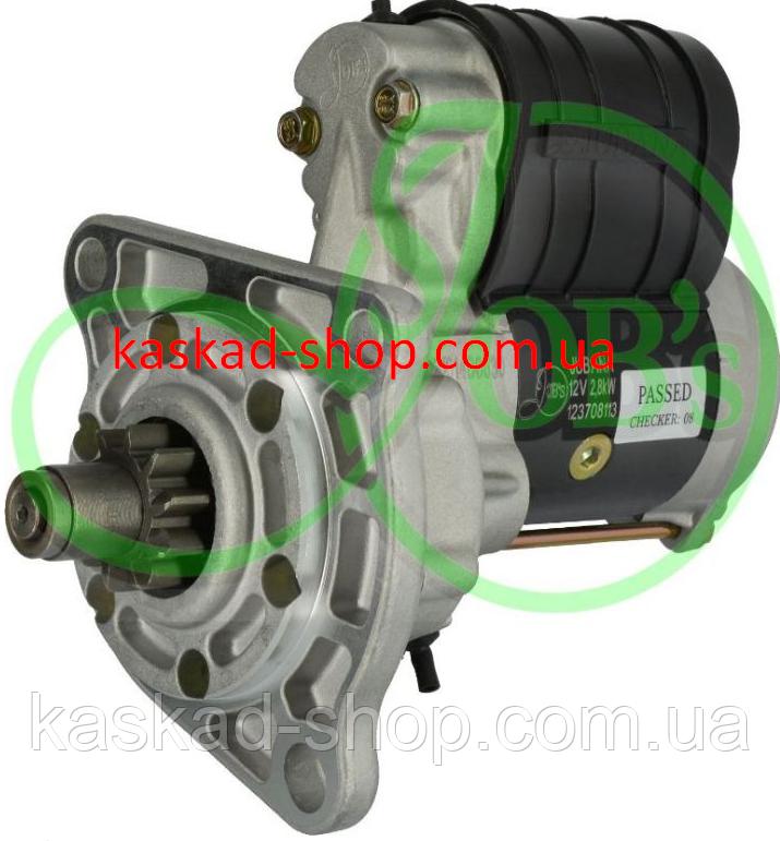 Стартер редукторный 12в 2,8 кВт MF Perkins
