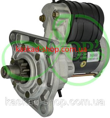 Стартер редукторный 12в 2,8 кВт MF Perkins, фото 2