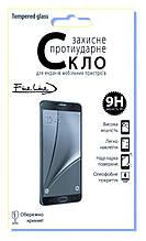 Захисне скло Fine Line Full Glue для Samsung Galaxy A72 (Black)