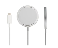 Беспроводное зарядное устройство MagSafe Charger 15W для iPhone/AirPods (Copy)