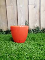 Вазон Deco Twin 1.5л морковный