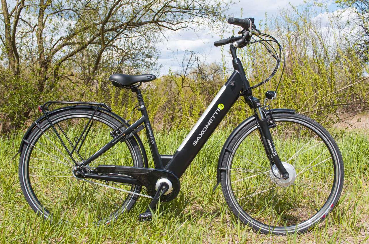 Електровелосипед Saxonette 28 Damen Nexus 7