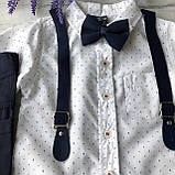 Нарядный костюм на мальчика 58. Размер 86 см, 92 см, 98 см, 104 см, фото 2