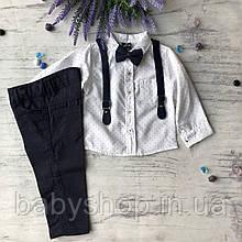 Нарядный костюм на мальчика 60. Размер 86 см, 92 см, 98 см, 104 см
