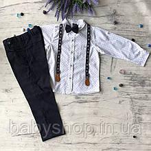 Нарядный костюм на мальчика 61. Размер 110 см, 116 см, 122 см, 128 см