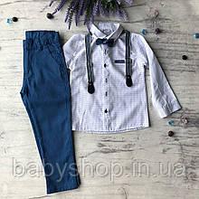 Нарядный костюм на мальчика 64. Размер 110 см, 116 см, 122 см, 128 см