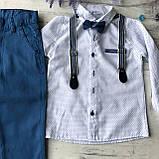 Нарядный костюм на мальчика 64. Размер 110 см, 116 см, 122 см, 128 см, фото 2