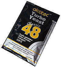 Турбо дрожжи Alcotec 48 Turbo Classic (ORIGINAL)