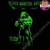 """Чоловіча футболка """"UFC"""" розмір  L, фото 3"""