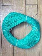 Фал лесковый плетеный 2.6мм - 200м (зеленый), фото 1